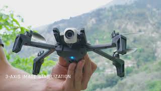 Drone Camera 4k HDR ANAFI | Parrot Official