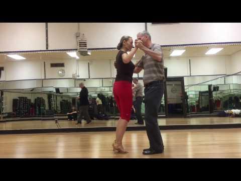 NYC Argentine Tango Dance class - Ganchos