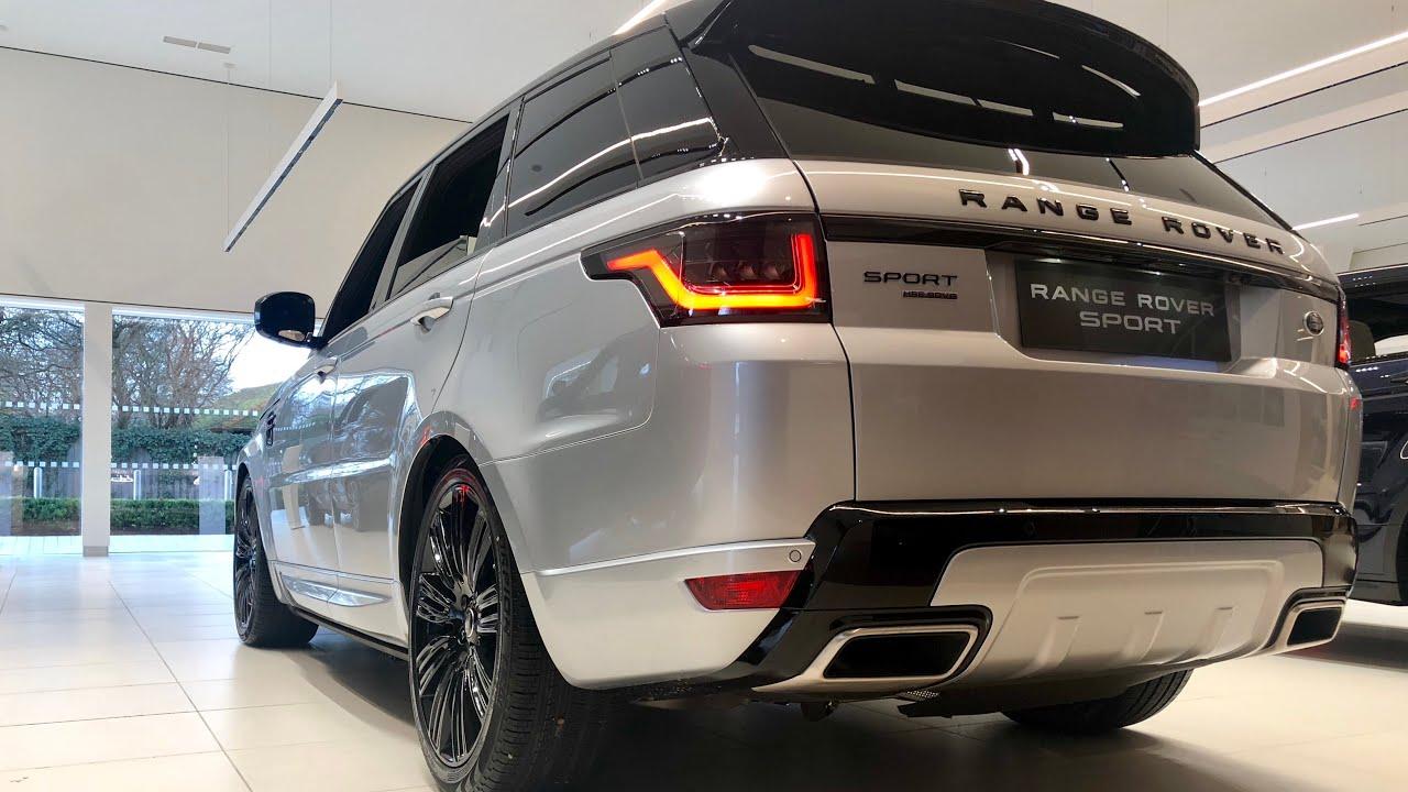 New Range Rover Sport 2020 Dynamic New 22' wheels