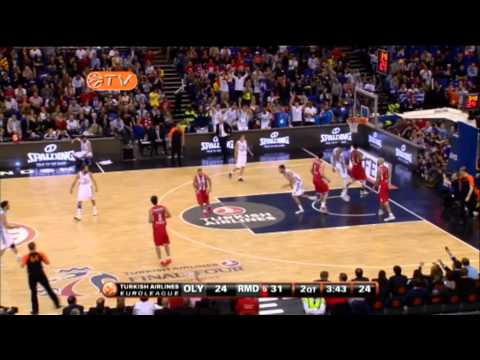 Highlights: Olympiacos Piraeus-Real Madrid