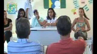 Visita à Periquito-MG por representantes de 8 cidades que serão atingidas pela UHE Itaocara