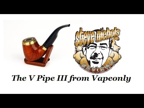 The V Pipe III From Vapeonly