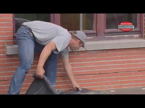 gedimat firestone rubbercover epdm youtube