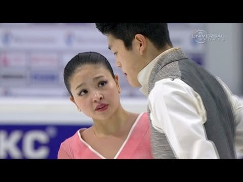 Alex Shibutani hurt in Ice Dance - Universal Sports