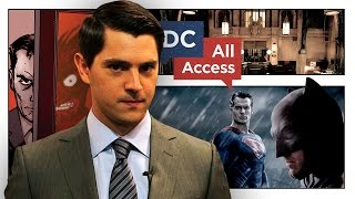 Behind-the-Scenes of Gotham + Two-Part Justice League Movie Announced (DCAA 230)