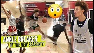 NASTIEST Ankle Breaker Of The NEW Season!? Devin Askew DANCING On Defenders! Isa Silva LIGHTS OUT!