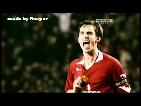 Gary Neville Tribute | Manchester United Legend HD !!!