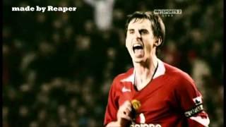 Gary Neville Tribute | Manchester United Legend HD !!!