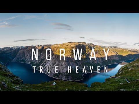 Norway l True Heaven  l  Waterfall l  Campaign l  Trekking  l  1080p HD