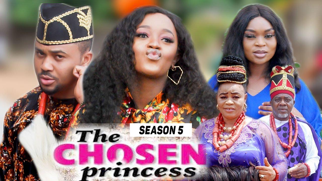 THE CHOSEN PRINCESS (SEASON 5) {TRENDING NEW MOVIE} - 2021 LATEST NIGERIAN NOLLYWOOD MOVIES