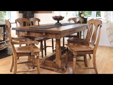 Canadel Furniture - Collection Champlain - YouTube