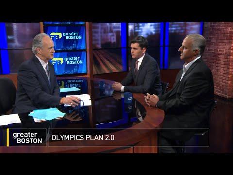 WATCH: Boston 2024 & No Boston Olympics Talk Revised Plans
