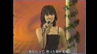 かずみさん、1箇所歌詞を間違えています。 (^_^; <同曲関連>1984『An...