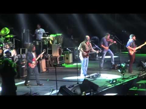 Zac Brown Band (C2C 2014) - Enter Sandman Live at The O2 Arena London