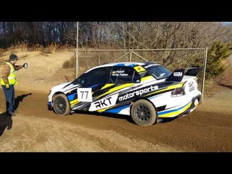 Raceway Park Rallysprint 2016 Supercut