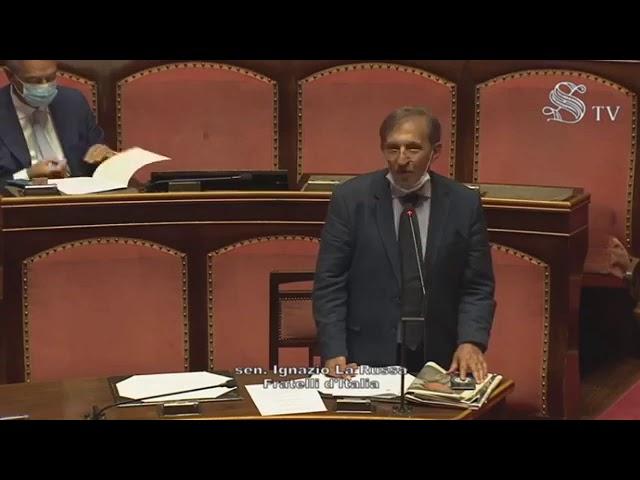 FdI Parlamento - Il Sen. La Russa in ricordo di Sergio Zavoli