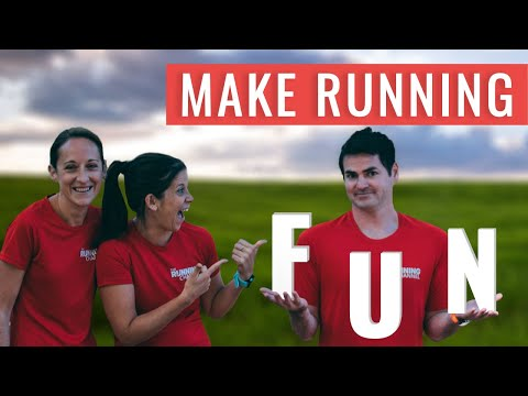 How To Make Running FUN | Ways To Stop Running From Getting Boring