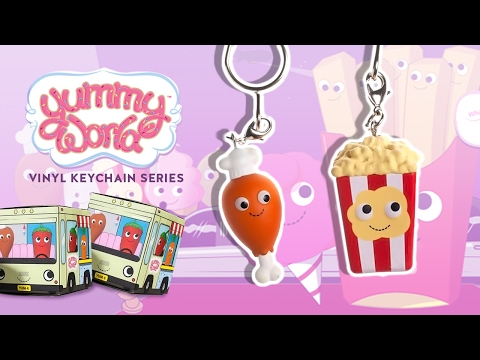 SO TINY AND YUMMY! - Yummy World Keychain Series