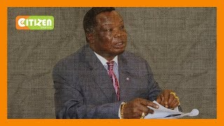 Francis Atwoli : President Kenyatta is too young to retire| JKLIVE