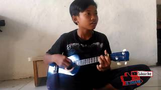 """Kusimpan Rindu di Hati"" Punk Rock Jalanan Cover By Evan"