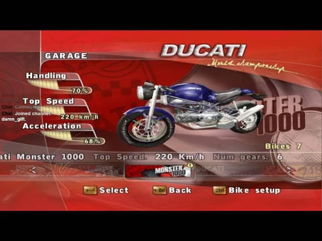 Ducati World Championship (День 2)