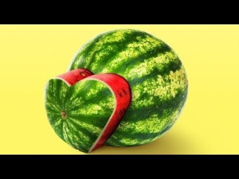 25 حيلة لتقطيع الفواكه بصورة صحيحة