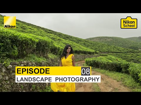 New Nikon School D-SLR Tutorials - Landscape - Episode 8