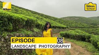 New Nikon School D-SLR Tutorials - Landscape - Episode 8