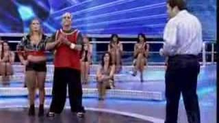 Dança dos Famosos Samara Felippo e João Ricardo - hip hop