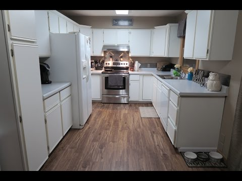 Kitchen Remodel Part 1: Flooring