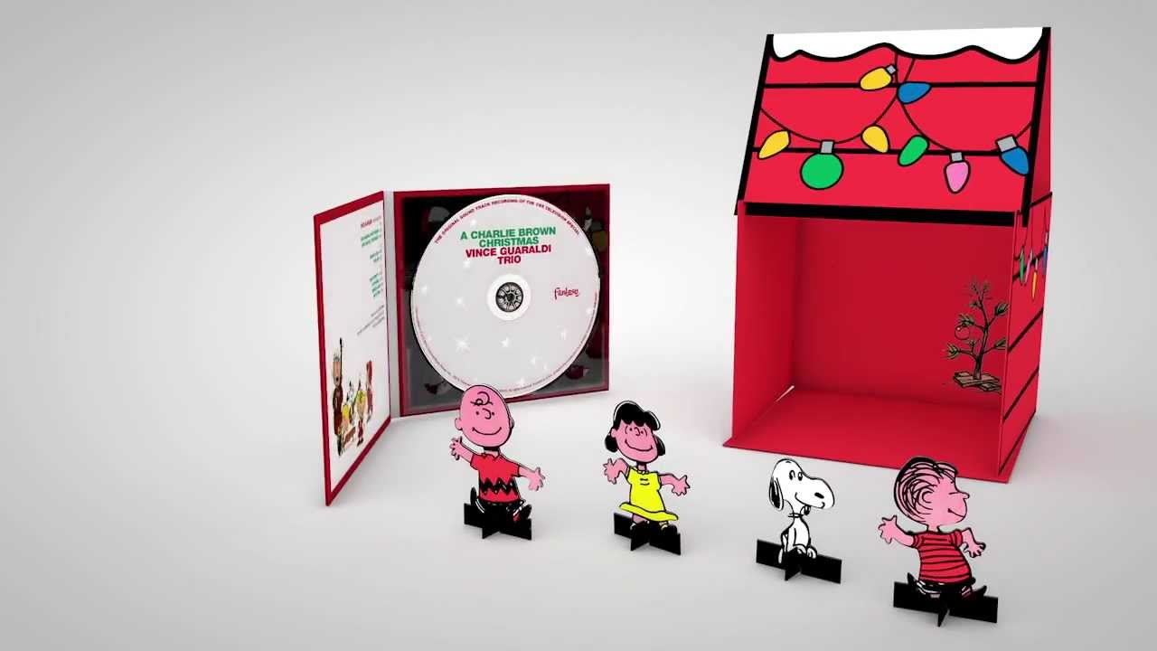 a charlie brown christmas snoopy doghouse edition youtube