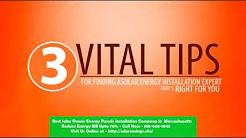 Best Solar Power (Energy Panels) Installation Company in East Dennis Massachusetts MA