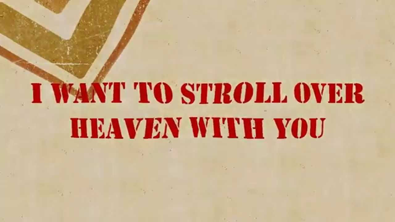 Alan Jackson I Want To Stroll Over Heaven With You Lyrics ...