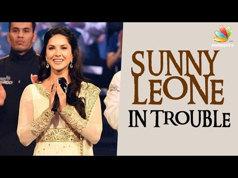 Sunny Leone Singing National Anthem ends up in legal trouble  | Hot Cinema News