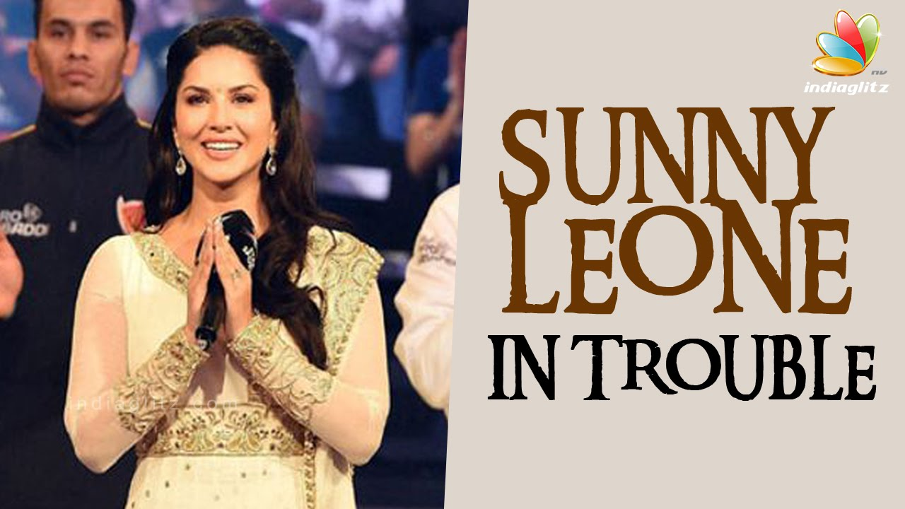 Sunny Leone Singing National Anthem ends up in legal trouble