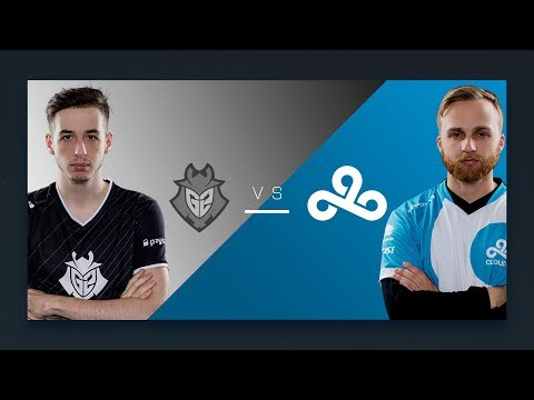 CS:GO - G2 vs. Cloud9 [Inferno] - Round 2 Group A - Dallas Finals - ESL Pro League Season 5