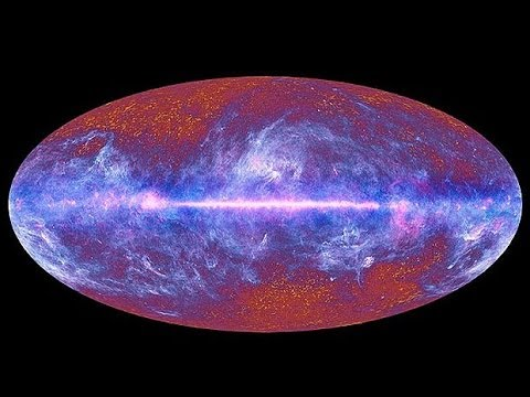 Proof of Big Bang: scientists observe first seconds of universe