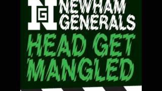Newham Generals - 3 Plates