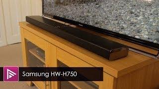 samsung hw h750 h751 soundbar package review