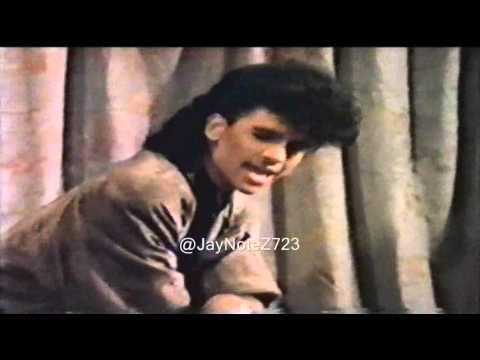 Chico Debarge - Talk To Me (1986 Music Video)(lyrics in description)(F)