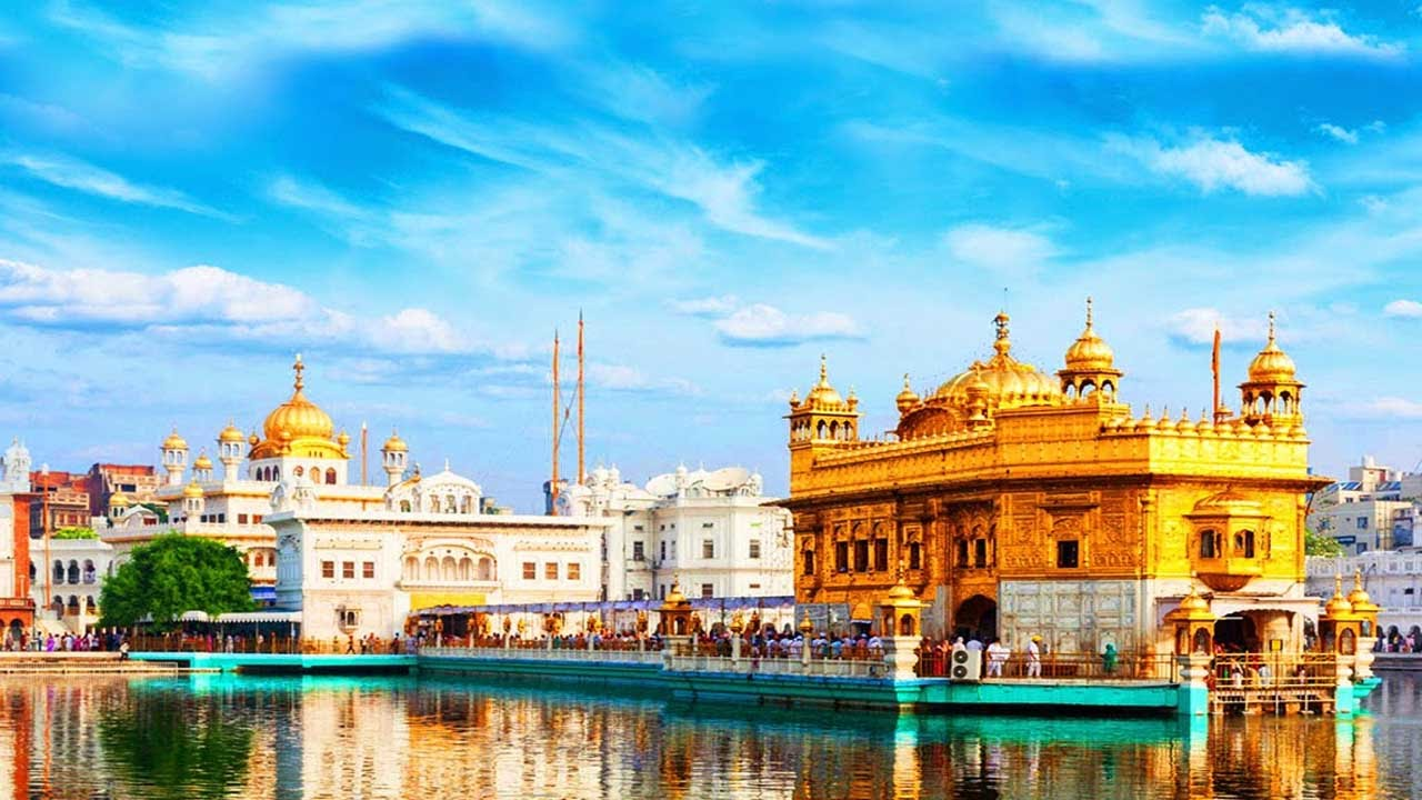 the golden temple - amritsar - ik onkar- moola mantar - documentary