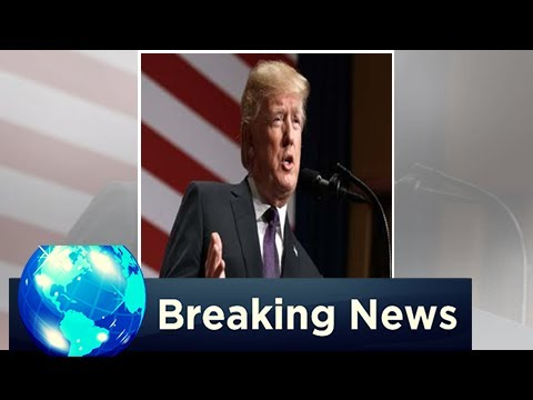 BREAKING: Donald trump announced the national security strategy, asking pakistan to act against ter