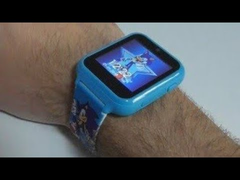 Sonic The Hedgehog Smart Watch