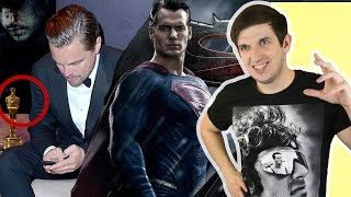 Ди Каприо забыл Оскар, Бэтмен против Супермена, Игра престолов - Новости кино