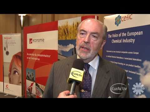 The chemical industry; the roots for sustainable growth in Europe - Event Video