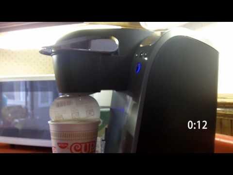 Ramen in 30 Sec with a Coffee Maker