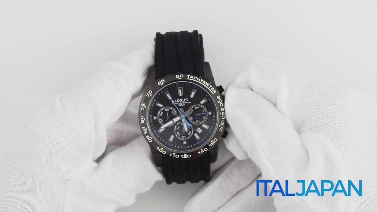 4241b3ba8963 Orologio Lorus Sport RT317BX9 - YouTube