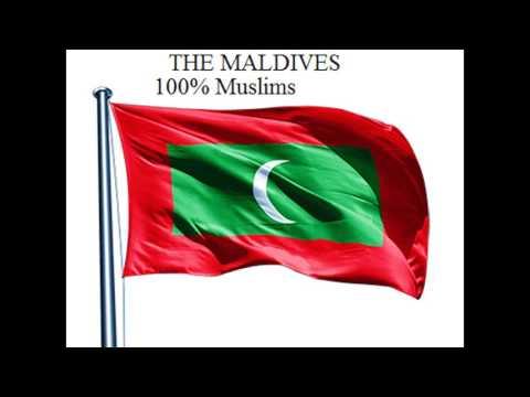 Muslim-majority countries in Asia