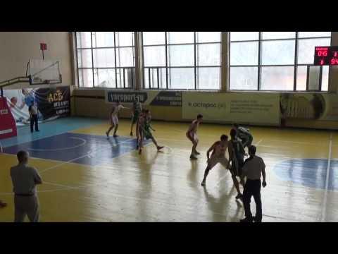 2015/04/10 14:00 Спартак Приморье vs УНИКС