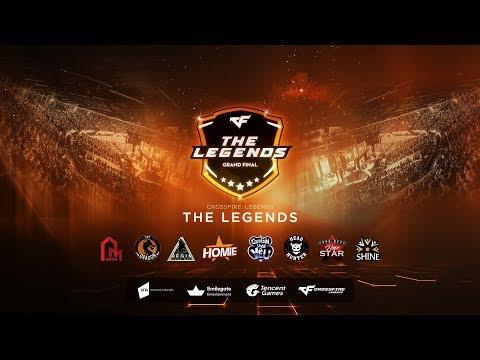 CrossFire: Legends | Bán kết & Chung kết The Legends 2017